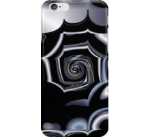 TGS Fractal Abstract in Winter iPhone Case/Skin
