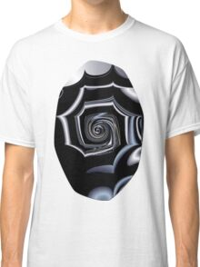 TGS Fractal Abstract in Winter Classic T-Shirt