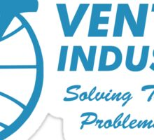 Venture Industries - Solving Tomorrow's Problems Sticker