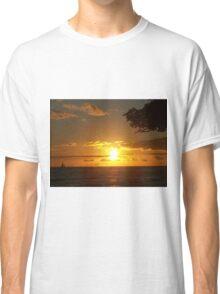 Sky Fire Classic T-Shirt