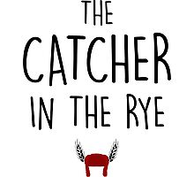 The catcher in the rye Photographic Print