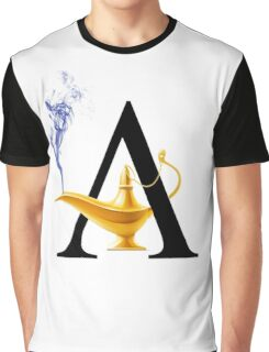 A For Aladdin! Graphic T-Shirt