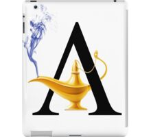 A For Aladdin! iPad Case/Skin
