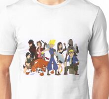 Final Fantasy 7: Complete Unisex T-Shirt