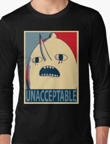 Unacceptable Lemongrab Long Sleeve T-Shirt