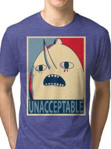 Unacceptable Lemongrab Tri-blend T-Shirt