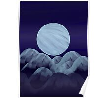 Moon Light Poster