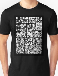 Abstracting the City Unisex T-Shirt