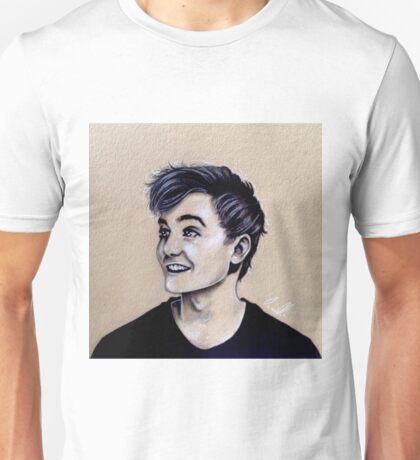 Jack Gleeson Art Unisex T-Shirt