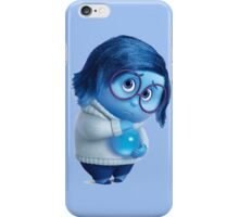 Inside Out Sadness 02 iPhone Case/Skin