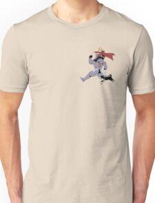 Run Metal  Unisex T-Shirt