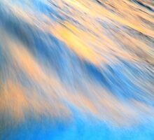 Sunrise Surf by Roupen  Baker