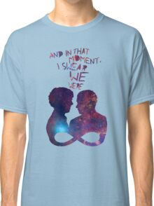 Infinite [Johnlock] Classic T-Shirt