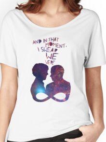 Infinite [Johnlock] Women's Relaxed Fit T-Shirt