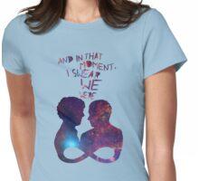 Infinite [Johnlock] Womens Fitted T-Shirt