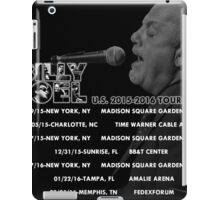 Tour Date Billy Joel 2016 iPad Case/Skin