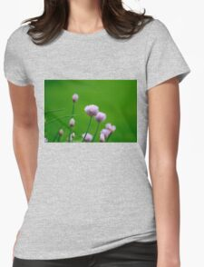 Macro Chive Blossoms 1 T-Shirt