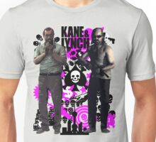 Kane & Lynch Unisex T-Shirt