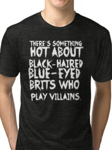 British Villains II Tri-blend T-Shirt