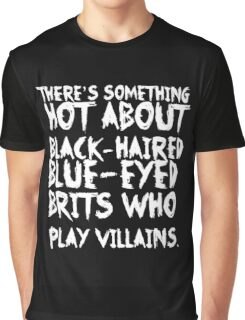 British Villains II Graphic T-Shirt