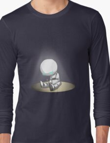 Marvin the Robot Long Sleeve T-Shirt