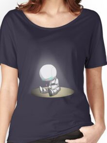 Marvin the Robot Women's Relaxed Fit T-Shirt