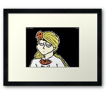 Wendy from Don't Starve Framed Print