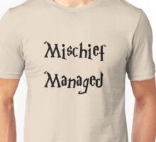Harry Potter Mischief Managed Marauder's Map Unisex T-Shirt