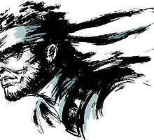 Metal Gear Solid Snake by mraltair