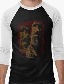 Rapa Nui Men's Baseball ¾ T-Shirt