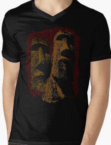 Rapa Nui Mens V-Neck T-Shirt