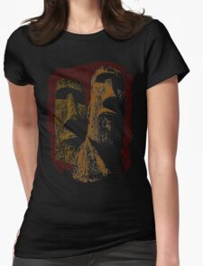 Rapa Nui Womens Fitted T-Shirt