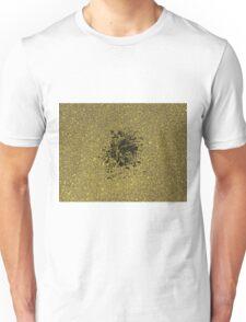Golden Splash Monkey Unisex T-Shirt