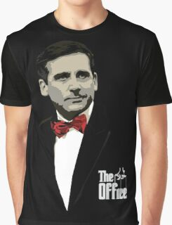 The Office: Godfather Michael Scott Graphic T-Shirt