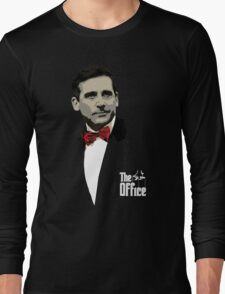 The Office: Godfather Michael Scott Long Sleeve T-Shirt