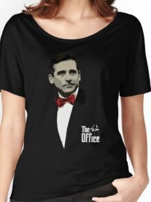 The Office: Godfather Michael Scott Women's Relaxed Fit T-Shirt