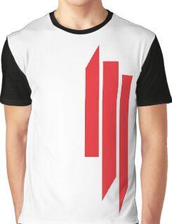 Skrillex Logo Graphic T-Shirt