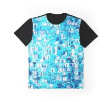 blue shiver Graphic T-Shirt