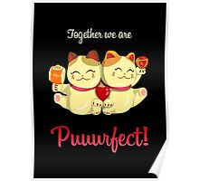 Puurfect Poster