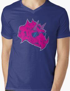 Triceraboss No. 1 Mens V-Neck T-Shirt