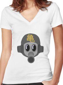 Akira Toriyama Women's Fitted V-Neck T-Shirt
