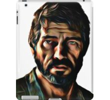 Joel The Last Of Us iPad Case/Skin