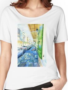 New Orleans French Quarter Women's Relaxed Fit T-Shirt