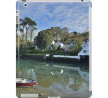 Cornwall: Helford Boathouse iPad Case/Skin