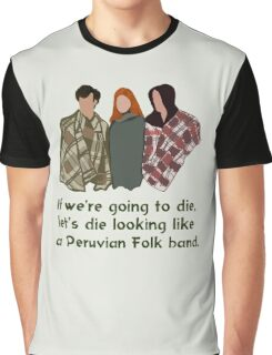 Peruvian Folk Band Graphic T-Shirt