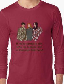 Peruvian Folk Band Long Sleeve T-Shirt
