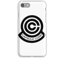Capsule corp. iPhone Case/Skin