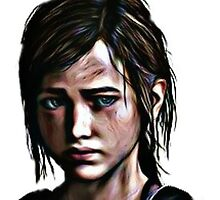 The Last Of Us Ellie by Emilybrightside