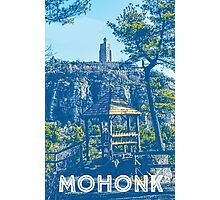 Mohonk Mountain House Trail  Photographic Print