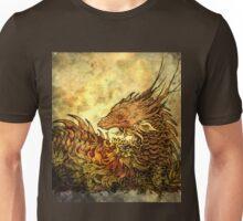 Leafy Dragon Unisex T-Shirt